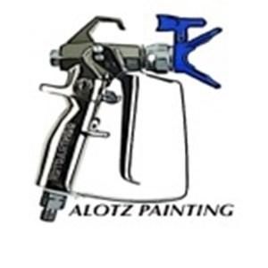 ALOTZ PAINTING Logo