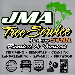 Jma Tree Service Logo