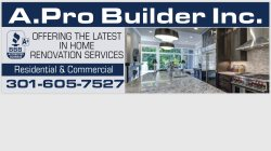 A. Pro Design and Build Logo