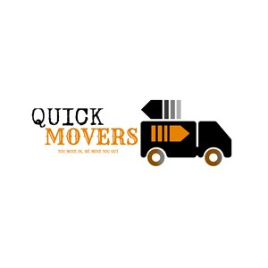 Quick Movers Logo