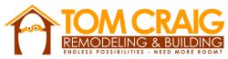 Tom Craig Remodeling And Building Logo