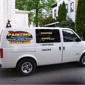 Meticulous Painting and Contracting Logo