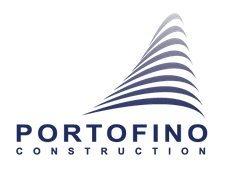 Portofino Construction Logo