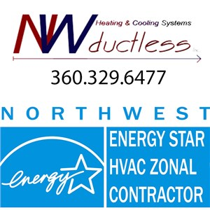Nw Ductless Inc Logo