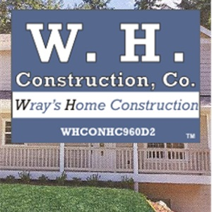 W H Construction Co Logo