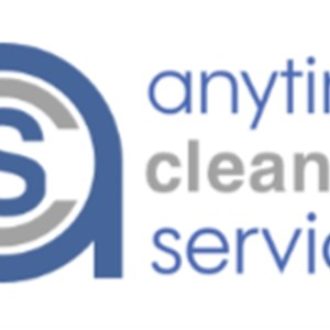 Anytime Cleaning Services Logo