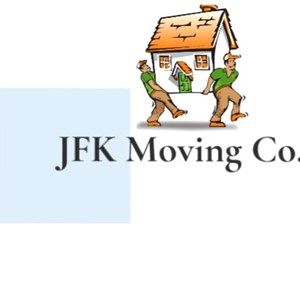 Jfk Moving? Company Logo