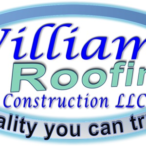 Williams Roofing & Construction LLC Logo