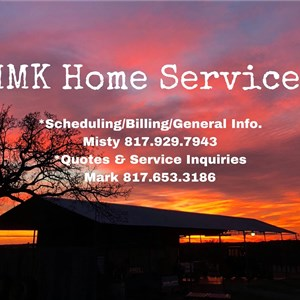 MMK Home Services Logo