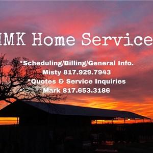 MMK Home Services Logo
