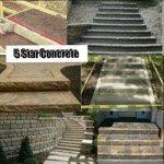 Five Star Concrete Logo