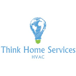 Think Home Services Hvac Logo
