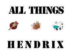 All Things Hendrix Logo