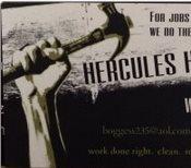 Hercules Home Help Logo
