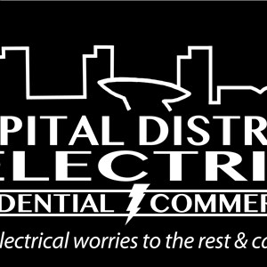 Capital District Electric Cover Photo
