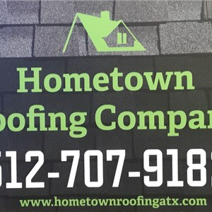 Hometown Roofing ATX Logo