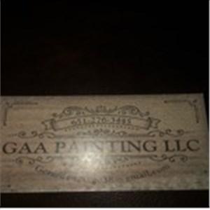 GAA Painting Llc Logo