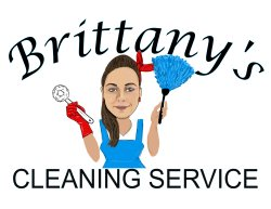 Brittanys Cleaning Service Logo