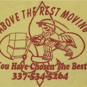 Above the Rest Moving Logo