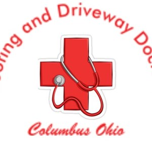 Roof and drivewa doctors Logo