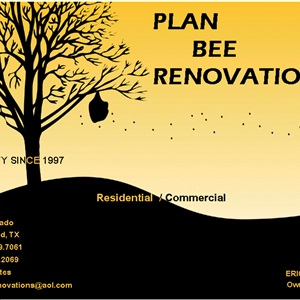 Plan Bee Renovations Cover Photo
