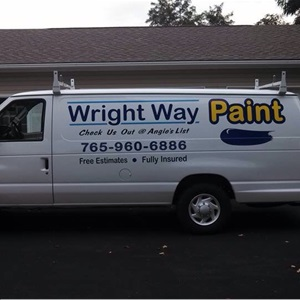 Wright Way Paint LLC Logo