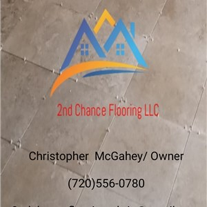 2nd Chance Flooring LLC Logo