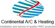 Continental A/C and Heating, Inc Logo