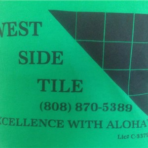 West Side Tile Logo