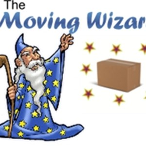 The Moving Wizard Logo