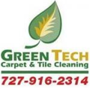 Green Tech Carpet & Tile Cleaning, llc Logo