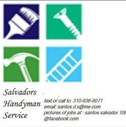 Salvadors Handyman Services Logo