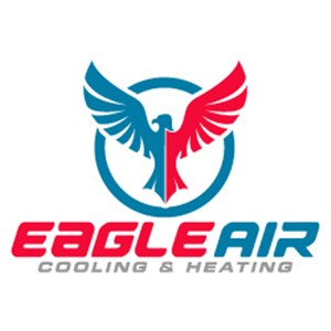 Eagle Air Heating & Cooling Logo