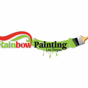 Rainbow Painting Inc Logo