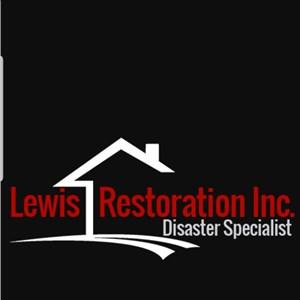 Lewis Restoration Logo