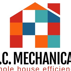 R C Mechanical Inc Logo