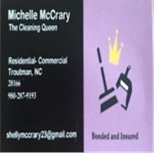 Cleaning Queen  Logo