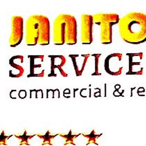5 Stars Janitorial Services LLC Logo