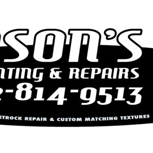 Jasons Painting & Repair Logo