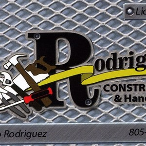 Rodriguez Construction Logo