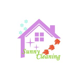 Sunny Cleaning Logo