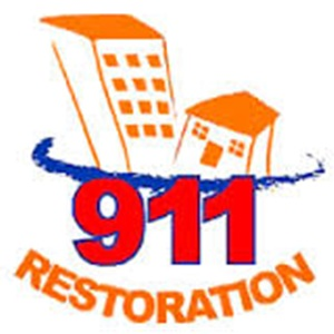 911 Restoration of Dallas, TX Logo