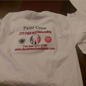 Jts Painting and Handyman Logo