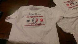 Jts Painting and Handyman Logo