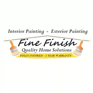 Fine Finish Q.H.S Logo