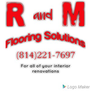 R And M Flooring Solutions Logo