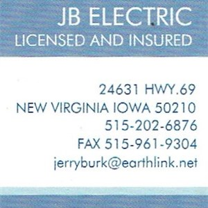 Jb Electric Logo