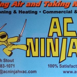 Ac Ninja Logo