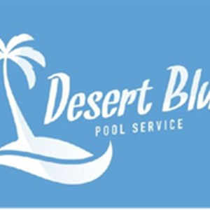 Desert Blue Pool Service, LLC Logo