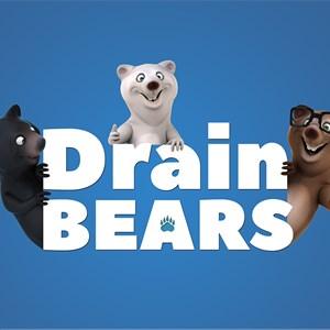 Drain Bears Logo